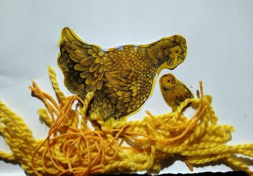les poulettes La Vèze 2018 (1).JPG